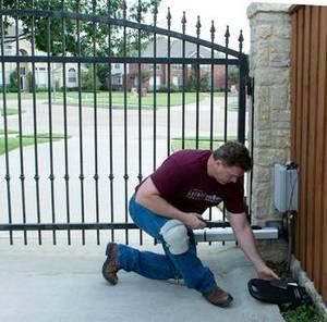 gate repair National City